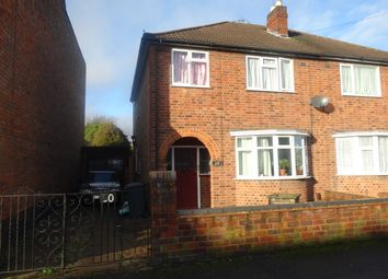 Thumbnail Semi-detached house for sale in Huntingdon Road, Leicester