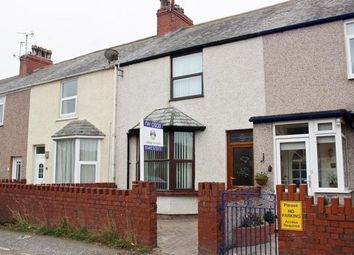Thumbnail 3 bed terraced house to rent in LL30, West Shore, Llandudno