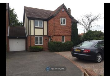 Thumbnail 4 bed detached house to rent in Cavendish Way, Laindon