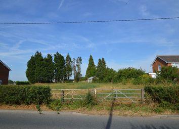 Thumbnail Land for sale in Swanlow Lane, Winsford