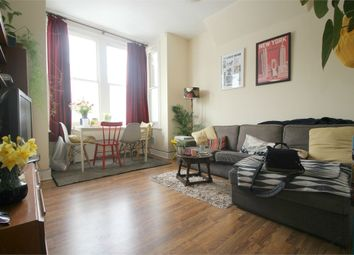 Thumbnail 3 bed flat to rent in Folkestone Road, London