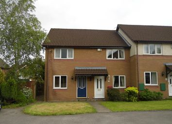 Thumbnail 2 bed property to rent in Clos Nant Ddu, Pontprennau, Cardiff
