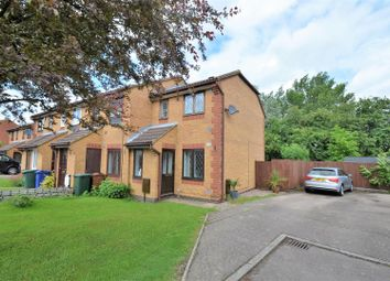 Thumbnail 2 bed semi-detached house for sale in Ravencroft, Bicester