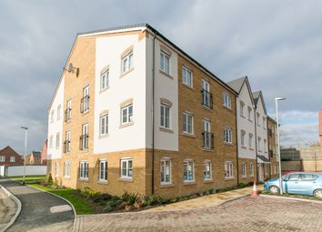 Thumbnail 2 bed flat for sale in Radiator Road, Great Cornard, Sudbury