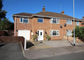 Thumbnail 4 bed semi-detached house for sale in Northgate Close, Whittlesey, Peterborough