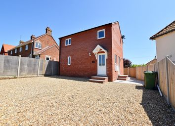 Thumbnail 3 bed detached house to rent in Church Lane, Mundesley, Norwich