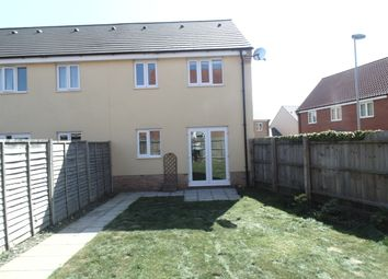Thumbnail 3 bedroom semi-detached house to rent in Foxhouse Road, Norwich