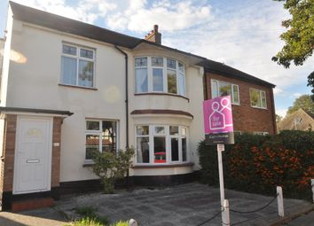 Thumbnail 2 bed flat for sale in Percy Road, Leigh-On-Sea