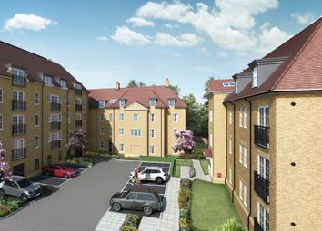 "Thumbnail 2 bedroom flat for sale in ""Cedar Court First Floor "" at Elmbank Avenue, Arkley, Barnet"