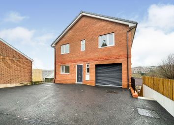 3 bed detached house for sale in Tabor Road, Maesycwmmer, Hengoed CF82