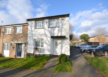 3 bed terraced house for sale in Hopmeadow Court, Blackthorn, Northampton NN3