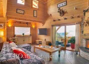 Thumbnail 4 bed chalet for sale in Vonnes, Châtel, Abondance, Thonon-Les-Bains, Haute-Savoie, Rhône-Alpes, France