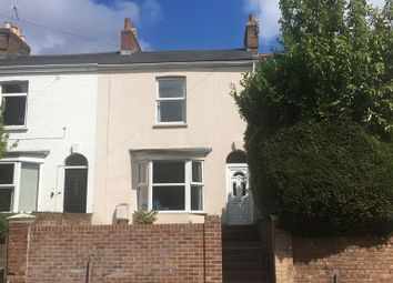 Thumbnail 2 bed terraced house for sale in Kingston Road, Taunton