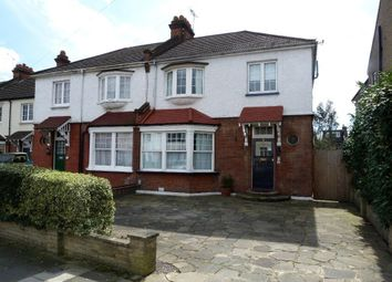 Thumbnail 4 bed semi-detached house to rent in Queens Road, Enfield