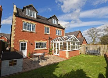 Thumbnail 5 bed detached house for sale in St. Pauls Gardens, Witton Park, Bishop Auckland