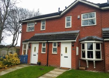 Thumbnail 2 bedroom terraced house to rent in Cottage Close, Northwich