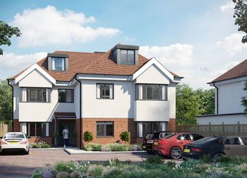 Thumbnail 3 bed flat for sale in Blakes Lane, New Malden, Surrey
