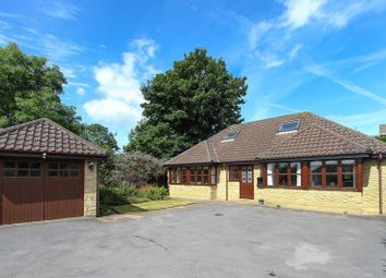 Thumbnail 3 bed detached bungalow for sale in Old Park Road, Clevedon