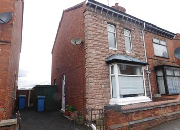 Thumbnail 3 bed semi-detached house to rent in Broxtowe Drive, Mansfield