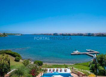 Thumbnail 5 bed villa for sale in Cala Llonga, Mahón/Maó, Menorca