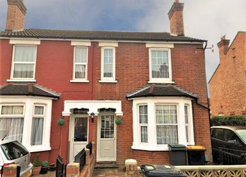Thumbnail 3 bed semi-detached house to rent in Richmond Road, Bedford