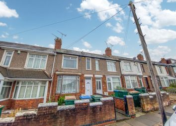 Thumbnail 2 bed terraced house for sale in Olive Avenue, Coventry