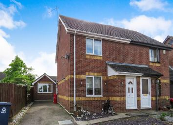 Thumbnail 2 bed semi-detached house for sale in Chandlers Way, Ramsey Mereside, Ramsey, Huntingdon