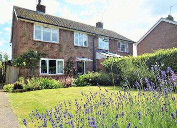 Thumbnail 3 bed semi-detached house for sale in Grove Terrace, West Hagbourne, Didcot