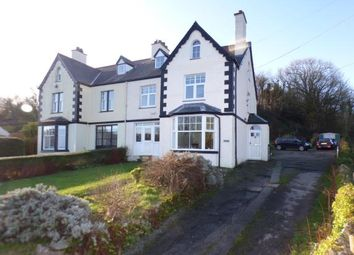 Thumbnail 4 bed semi-detached house for sale in Bangor Road, Benllech, Anglesey, North Wales