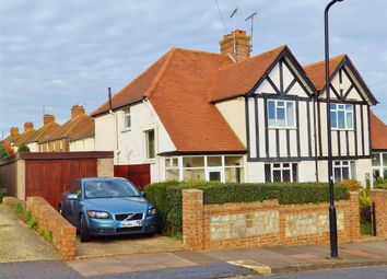 Thumbnail 3 bed semi-detached house for sale in Northiam Road, Eastbourne