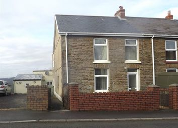 Thumbnail 3 bedroom end terrace house to rent in Brynamman Road, Lower Brynamman, Ammanford