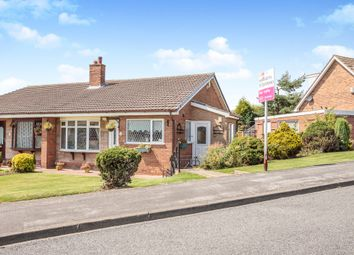Thumbnail 2 bed semi-detached bungalow for sale in Larks Hill, Pontefract