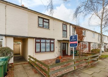 Thumbnail 3 bed terraced house for sale in Greeno Crescent, Shepperton