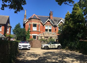 1 bed flat to rent in Poole Road, Branksome, Poole BH12