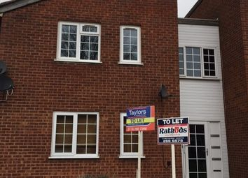 Thumbnail Studio to rent in Longhurst Close, Leicester
