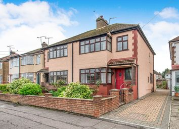 Thumbnail 3 bed semi-detached house for sale in Colyer Road, Northfleet, Gravesend