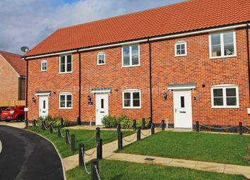 Thumbnail 2 bed terraced house to rent in Symphony Court, Soham, Ely