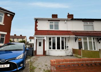 Thumbnail 2 bed end terrace house for sale in Mirfield Grove, Blackpool, Lancashire