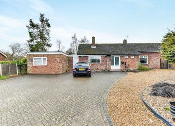 Thumbnail 3 bedroom detached bungalow for sale in Cedar Crescent, Royston