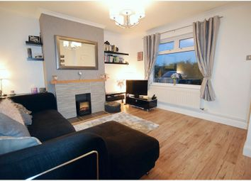 Thumbnail 2 bed terraced house for sale in Newcastle Road, Crewe
