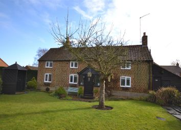 Thumbnail 4 bed cottage for sale in Common Road, Snettisham, King's Lynn
