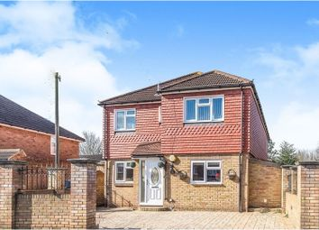 Thumbnail 4 bed detached house for sale in Cooling Road, Strood
