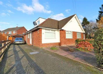Thumbnail 3 bed semi-detached bungalow for sale in The Close, Chester