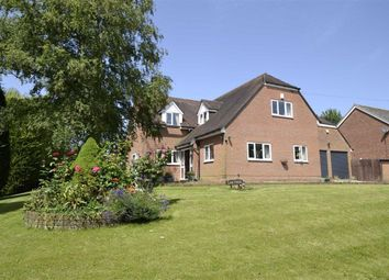 Thumbnail 4 bed detached house for sale in Peasemore, Berkshire