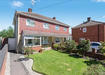 Thumbnail 2 bedroom semi-detached house for sale in Wordsworth Street, West Bromwich