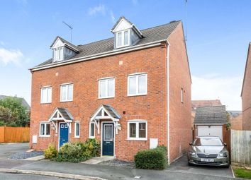 Thumbnail Semi-detached house for sale in Griffith Road, Banbury