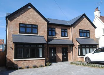 Thumbnail 4 bed semi-detached house for sale in Salisbury Road, Leigh-On-Sea