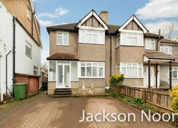 3 bed semi-detached house for sale in Shawford Road, West Ewell, Epsom KT19