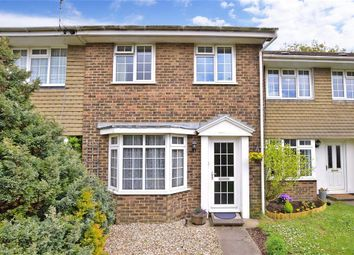 Thumbnail 2 bed terraced house for sale in Holly Close, Storrington, West Sussex