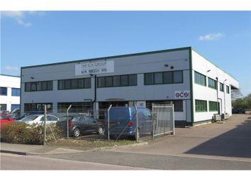 Thumbnail Warehouse for sale in Lawrence House, Transfesa Road, Paddock Wood, Tonbridge, Kent, UK